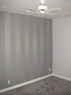 grey striped walls - Google Search