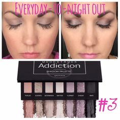 Love these palettes! Get more than you would from Urban Decay!  #YOUNIQUE #urbandecay #eyeshadowpallettes #eyeshadow # eyeliner #highlighting #strobing #contouring #perfecteyeliner #eyemakeup #foundation #concealer #Chemicalfree #crueltyfree #naturalmakeup #madeinUSA #eyeshimmmer #splurge #creamshadow #cosmetics