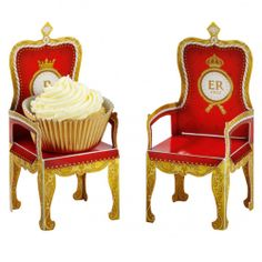 Cupcake thrones Princess Party Theme - Shopping Guide   Life's Little CelebrationsLife's Little Celebrations