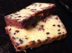 Forbidden Rice Blog   Chocolate Orange Cream Cheese Pound Cake