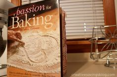 Cookbook review:  A Passion for Baking