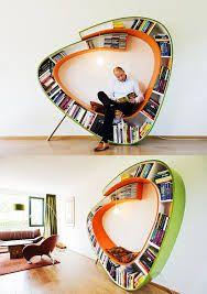 Resultado de imagen para Bookworm by Atelier 010
