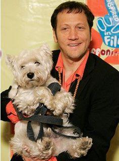 Rob Schneider's pup is from same Westie Breeder as my Porsche