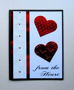 From the Heart by catluvr2 - Cards and Paper Crafts at Splitcoaststampers