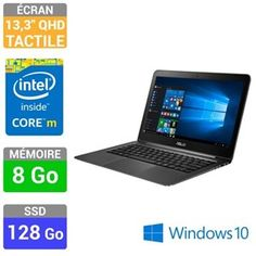 Asus ZenBook PC Portable Tactile UX305FA-DQ193T - Achat / Vente ordinateur portable ASUS UX305FA-DQ193T - Cdiscount