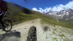 Mtb Cervinia All mountain (CIME BIANCHE)