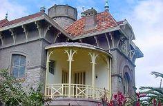 Villa Tur (1910) Proyecto  Arq. Luis Laverdet