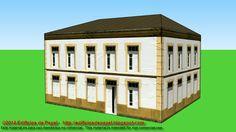 Edificios de Papel: Maqueta de Papel 1518: Edificio Clásico - Classic ...