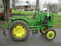 john deere la tractor Jd Tractors, Small Tractors, Tractors For Sale, John Deere Tractors, Antique Tractors, Vintage Tractors, Vintage Farm, John Deere Equipment, Old Farm Equipment