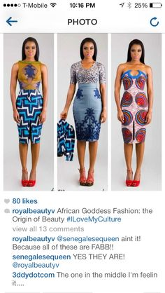 a11bcb4b80ec 32 Best African outfits images