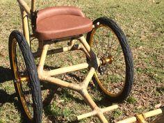Bamboo Sulky, Prototype Two