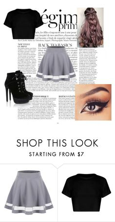 """Untitled #326"" by kassandraa-almanza on Polyvore featuring Anja"