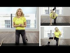 Celebrity exercise guru Tracy Anderson shows you how to slim your thighs and slip effortlessly into your skinny jeans this spring with just two simple do-at-home moves.