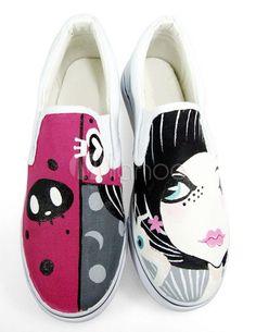 pintar zapatillas de niña - Buscar con Google