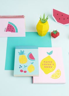 Is your stationery this cute? Discover the bright and colourful new collection by kikki.K.