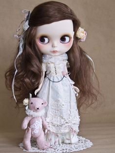Moriko, the forest girl~ Custom Blythe doll I HAVE WINGS | Flickr - Photo Sharing!