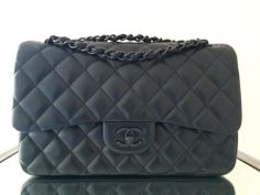 So Black Chanel