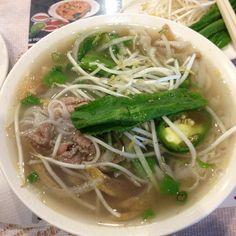Pho Saigon in Macon, GA