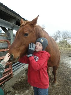 Told son the best way to lower your IQ is buy a horse