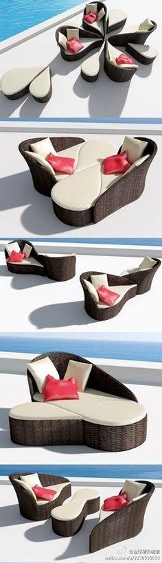 creativity of sofa