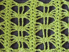 Crochet: Punto Calado # 25, My Crafts and DIY Projects