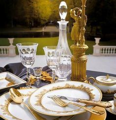 Architectural Antiques, Architectural Elements, Table Place Settings, Wine Case, Elegant Dining, Dinner Is Served, High Tea, Outdoor Dining, Interior Inspiration