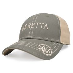 the latest c3ed7 e8c14 Beretta Two Tone Hat Cap Hunting Shooting Olive Colour Free Shipping   eBay.  Hat StoresHats ...