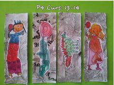 El Racó de la Mireia: PUNTS DE LLIBRE ( St. Jordi 2014)