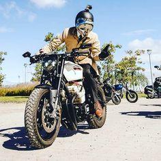 Photo - Google Photos Cafe Racers, Motorbikes, Knight, Biker, Motorcycles, Photo And Video, Vehicles, Google, Photos