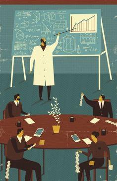 """Ilustración: Dawid Ryski. Hace unas semanas la revista Nature publicaba """"20 consejos para interpretar afirmaciones científicas""""con el objetivo de orientar a los no especialistas a la hora de interpretar la fiabilidad y rigor de un"""