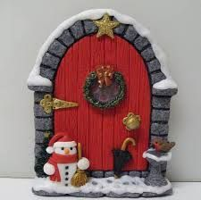 fimo fairy doors - Google Search