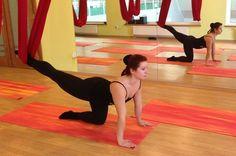 Martanka - Fly Yoga - Studio Rekondice Prague - Fly Pilates