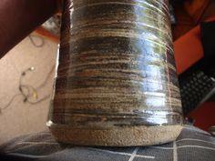Len Castle Pottery: Bottle Vase