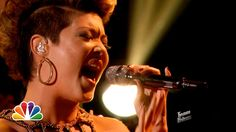 "Tessanne Chin: ""Redemption Song"" - The Voice Highlight"
