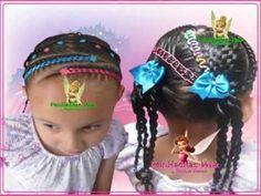 Peinados Infantiles (PeinHaditas Monik)