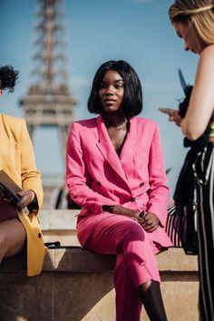 Paris Couture Week Street Style | British Vogue