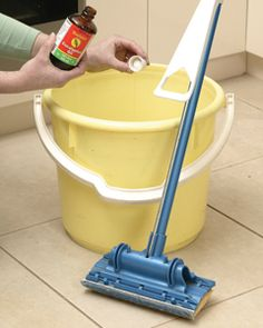 Bosistos_Eucalyptus_Oil_Cleaning_Floors_FGB_Natural_Products