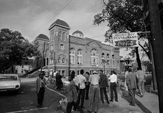 1963 Birmingham Church Bombing Photos