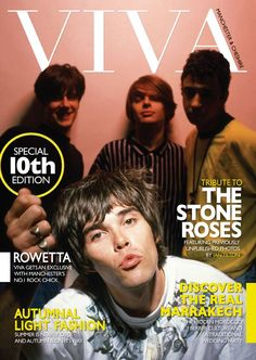 Stone Roses cover