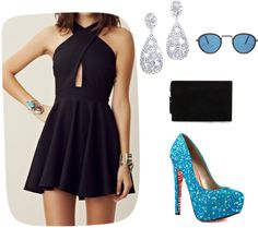 """""""Banned from Prom"""" by frogchickk on Polyvore"""