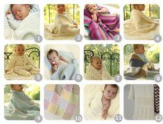 Schemi copertine a maglia per bambini.