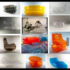 Inflatable furniture by Quasar Khanh