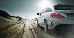 Der Mercedes-Benz CLA Shooting Brake