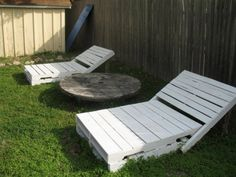. #recycling #reuse #pallets