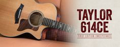 Win a Taylor acoustic guitar! Value: $4,795 | Expires:  March 31, 2015 | Eligibility:  United States, Canada | No QC | 18+ Click to enter!