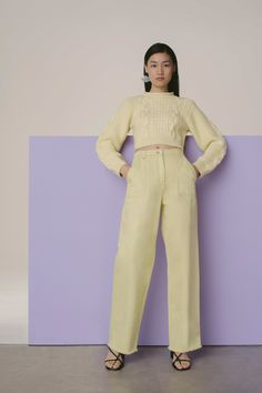 f7cfc208262 Whistles Spring 2019 Ready-to-Wear Fashion Show Collection  See the  complete Whistles