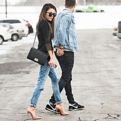 Couple style   Tag who would love this pic  #repost from @hellofashionblog #fashion#fashiondiaries#ootd#look#outfit#style#fashioninspo#fashionblogger#blogger#streetstyle#lookoftheday#like4like#followme#loveit#cute#instafashion#instalike#lookbook#ootn by the_fashion_circle