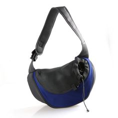 Pet Carrier Bags Puppy Kitten Single-Shoulder Dogs Cats Bag Breathable Leather Travel Sling Bag for Dog