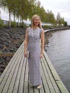 Maxi dress In Wear