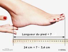 3 méthodes pour connaitre la hauteur idéale de vos talons, fini la douleur